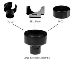 Large Extended Assembly